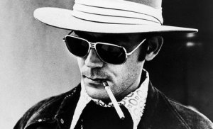hunter s thompson – the fastest two minutes in sports