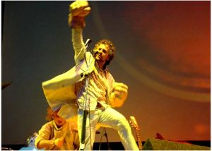 the flaming lips – she's a black belt in karate