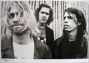 nirvana – lake of fire