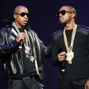 Jay Z and Kanye – Watch the Throne