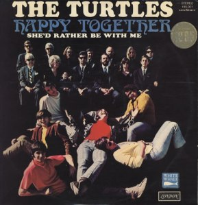 the turtles – happy together